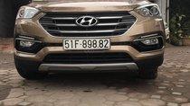 Bán xe Hyundai Santa Fe năm sản xuất 2017, nhập khẩu nguyên chiếc