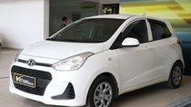 Bán Hyundai i10 Base 1.2MT sản xuất 2017, màu trắng