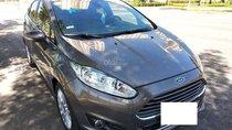 Bán Ford Fiesta 1.5 AT Titanium 2014, màu xám (ghi), 385tr