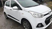 Bán Hyundai Grand i10 đời 2015 màu trắng, xe nhập khẩu