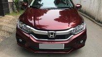 Bán xe Honda City 2018 số tự động màu đỏ