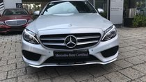 Chuyên Mercedes xe lướt C300 chưa lăn bánh, ĐK 9/2018, xuất hóa đơn
