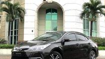 Bán xe Toyota Corolla Altis sản xuất 2018 màu nâu đen Hà Nội