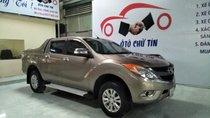 Bán ô tô Mazda BT 50 3.2 AT năm 2014, màu nâu, xe nhập