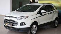 Bán xe Ford EcoSport titanium 1.5AT đời 2017, màu trắng, 556 triệu