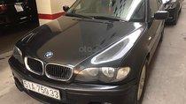 Cần bán BMW 3 Series 318i sport M sản xuất năm 2004, màu đen
