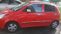 Bán Chevrolet Spark van sản xuất 2014, màu đỏ xe gia đình