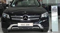 Bán ô tô Mercedes GLC 250 2019, màu đen