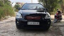Bán xe Kia Carens 2.0 AT đời 2009, màu đen