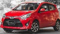Toyota ra mắt xe Wigo xe chạy đô thị tốt nhất thị trường