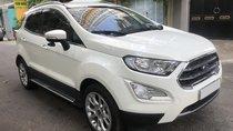 Cần bán Ford EcoSport 1.5L TITANIUM đời 2018, màu trắng, giá tốt