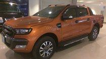Bán xe Ford Ranger 3.2L Wildtrak 4x4 AT đk 2016, xe lướt, trả góp ngân hàng