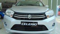 Cần bán xe Suzuki Celerio MT màu bạc, xe nhập