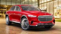 Mercedes sẽ sản xuất xe Maybach siêu sang ở Mỹ
