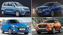 Top 10 xe bán chạy Ấn Độ 2/2019: Suzuki Swift tự tin đi đầu, Hyundai i10 lặng lẽ theo sau