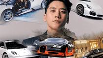 Tạm bỏ qua bê bối tình dục, cựu thành viên Big Bang đích thực là một tay chơi xe đình đám
