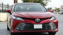 Chưa ra mắt, Toyota Camry 2019 đã lộ nhiều nâng cấp mới tại Việt Nam