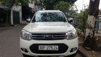 Cần bán Ford Everest 2.5 AT 2014, màu trắng