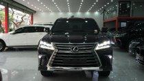 Cần bán gấp Lexus LX 570  5.7 AT 2015, màu đen