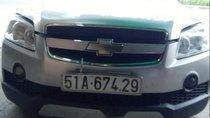 Bán Chevrolet Captiva LT 2007, màu bạc