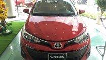 Cần bán Toyota Vios đời 2019, màu đỏ