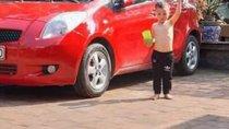 Bán ô tô Toyota Yaris năm 2007, màu đỏ, nhập khẩu nguyên chiếc, 328 triệu