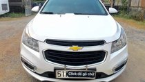 Bán ô tô Chevrolet Cruze đời 2017, màu trắng, 435tr