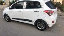 Bán Hyundai Grand i10 năm sản xuất 2015, màu trắng, nhập khẩu số tự động