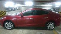 Cần bán gấp Mazda 3 2.0 năm sản xuất 2017, màu đỏ chính chủ