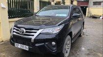 Cần bán Toyota Fortuner 2.4G đời 2018, màu đen, xe nhập số sàn