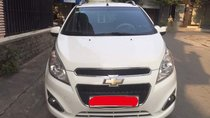 Cần bán Chevrolet Spark sản xuất 2014, màu trắng, xe nhập chính chủ