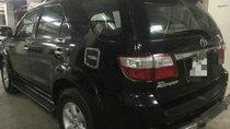 Bán Toyota Fortuner sản xuất 2009, màu đen xe gia đình, giá chỉ 520 triệu
