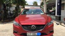 Bán xe Mazda 6 sản xuất 2014, màu đỏ, giá tốt
