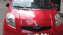 Cần bán gấp Toyota Yaris 2010, màu đỏ, xe sử dụng ít, không va chạm, không ngập nước