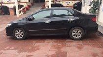 Cần bán xe Toyota Corolla altis đời 2011, màu đen