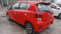Bán xe Toyota Wigo 2019, màu đỏ, xe nhập, giá 330tr