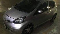 Cần bán gấp Toyota Yaris 2008, màu xám, nhập khẩu nguyên chiếc, chính chủ
