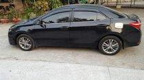 Bán ô tô Toyota Corolla altis 1.8G CVT đời 2016, màu đen, nhập khẩu chính chủ, giá tốt