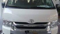 Cần bán xe Toyota Hiace sản xuất năm 2019, màu trắng, 809 triệu