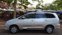 Cần bán gấp Toyota Innova G 2010, màu bạc xe gia đình, giá chỉ 385 triệu