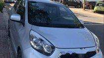 Bán Kia Morning 2016, màu bạc, xe nhập, không lỗi