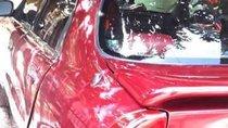 Bán Daewoo Lanos năm sản xuất 2002, màu đỏ, xe nhập