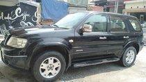 Bán xe Ford Escape đời 2009, màu đen, giá tốt