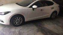 Cần bán lại xe Mazda 3 đời 2017, màu trắng, nhập khẩu nguyên chiếc, giá chỉ 650 triệu