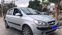 Cần bán Hyundai Getz sản xuất 2008, màu bạc, giá 168tr