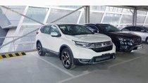 Bán Honda CR V năm 2018, màu trắng, nhập khẩu