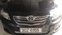 Bán Toyota Corolla altis năm sản xuất 2010, màu đen, nhập khẩu nguyên chiếc, giá chỉ 475 triệu