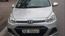 Bán gấp Hyundai Grand i10 sản xuất năm 2016, màu bạc chính chủ