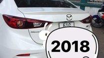 Cần bán xe Mazda 3 năm sản xuất 2018, màu trắng