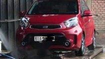 Cần bán lại xe Kia Morning Si AT đời 2017, màu đỏ, giá chỉ 365 triệu
